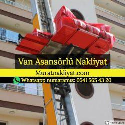 Van Asansörlü taşıma