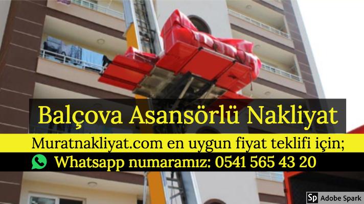 Balçova Asansörlü Nakliyat