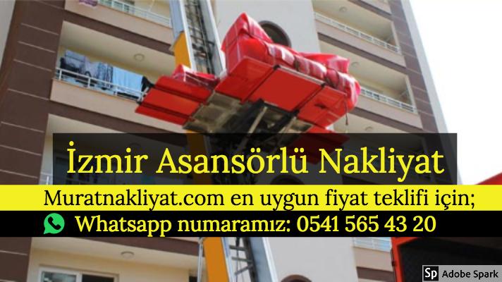 İzmir Asansörlü Nakliyat