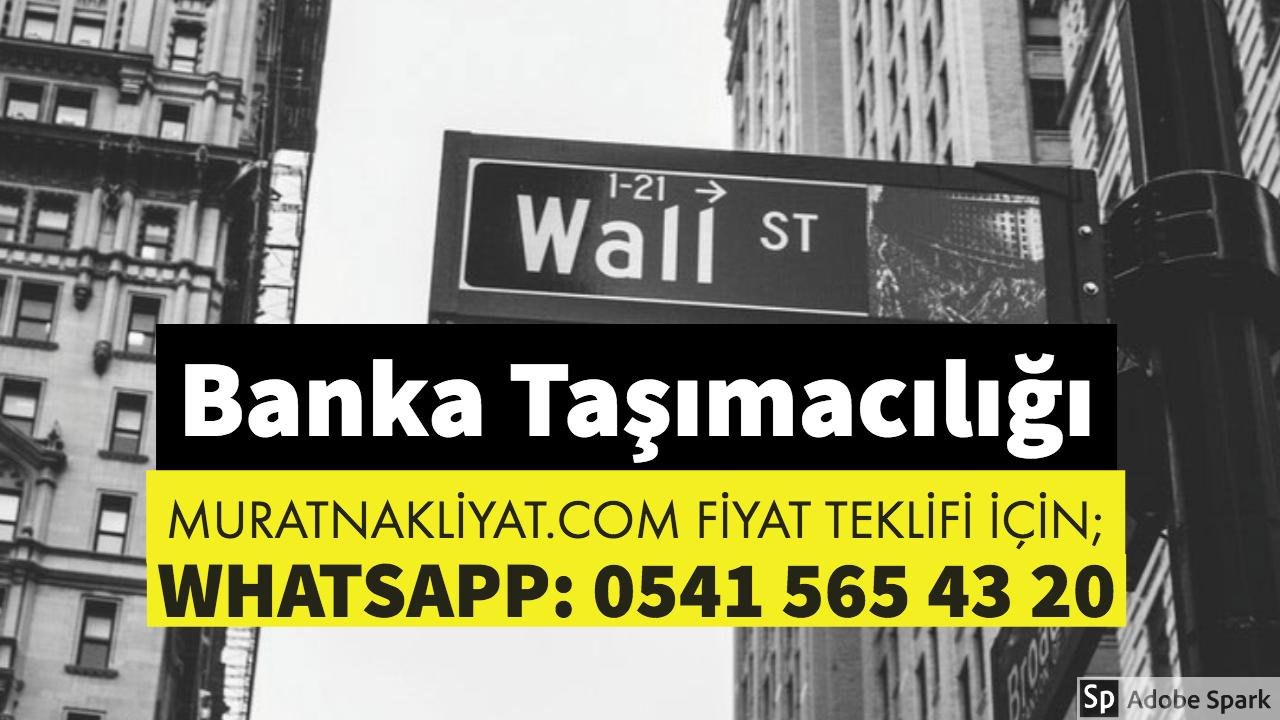 Kurumsal Banka Taşımacılığı