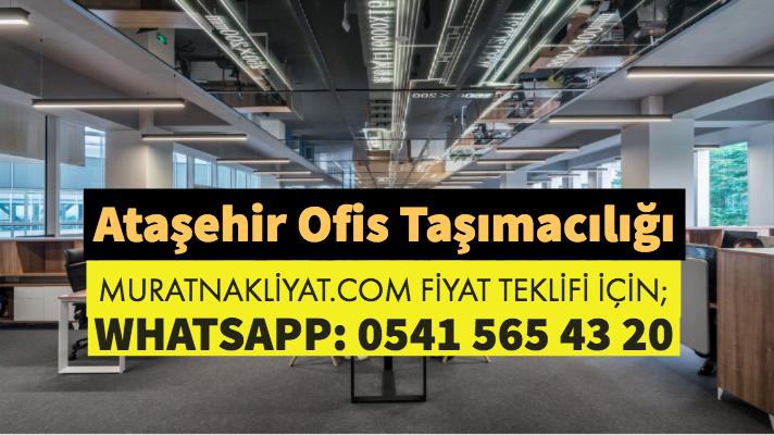 Ataşehir Ofis Taşıma