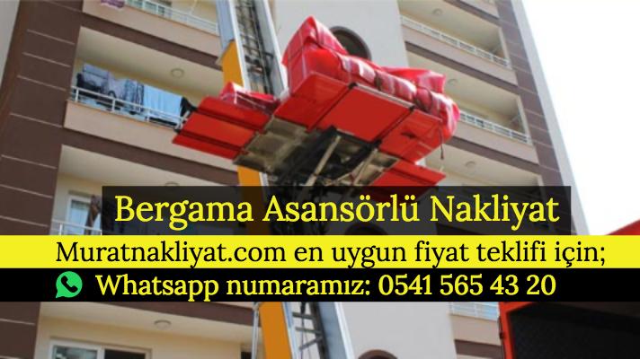 Bergama Asansörlü Taşımacılık