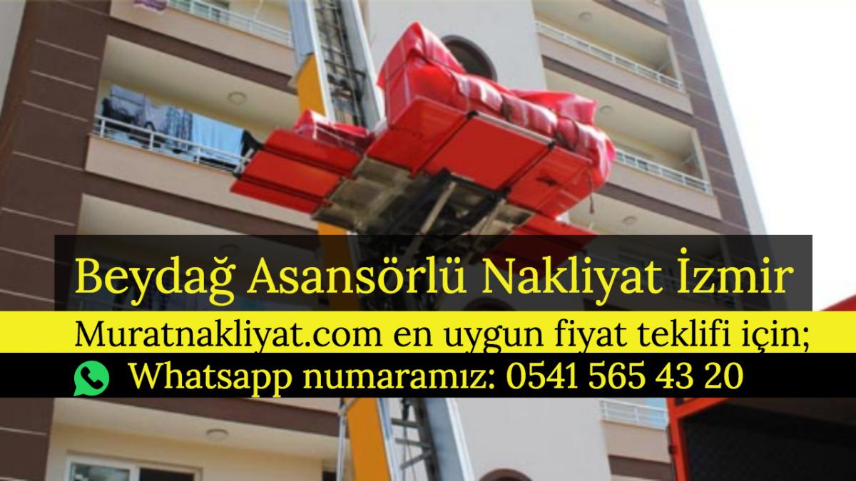 Beydağ Asansörlü Nakliyat