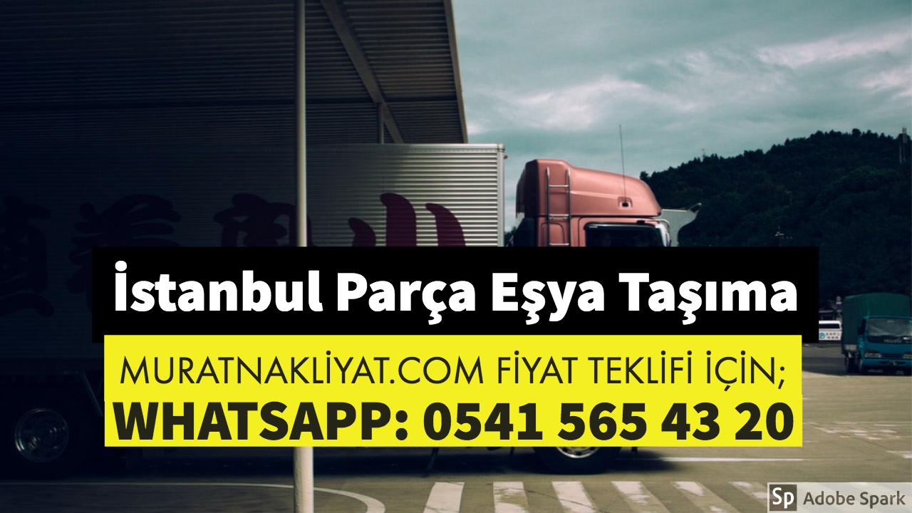 İstanbul Parça Eşya Taşımacılık
