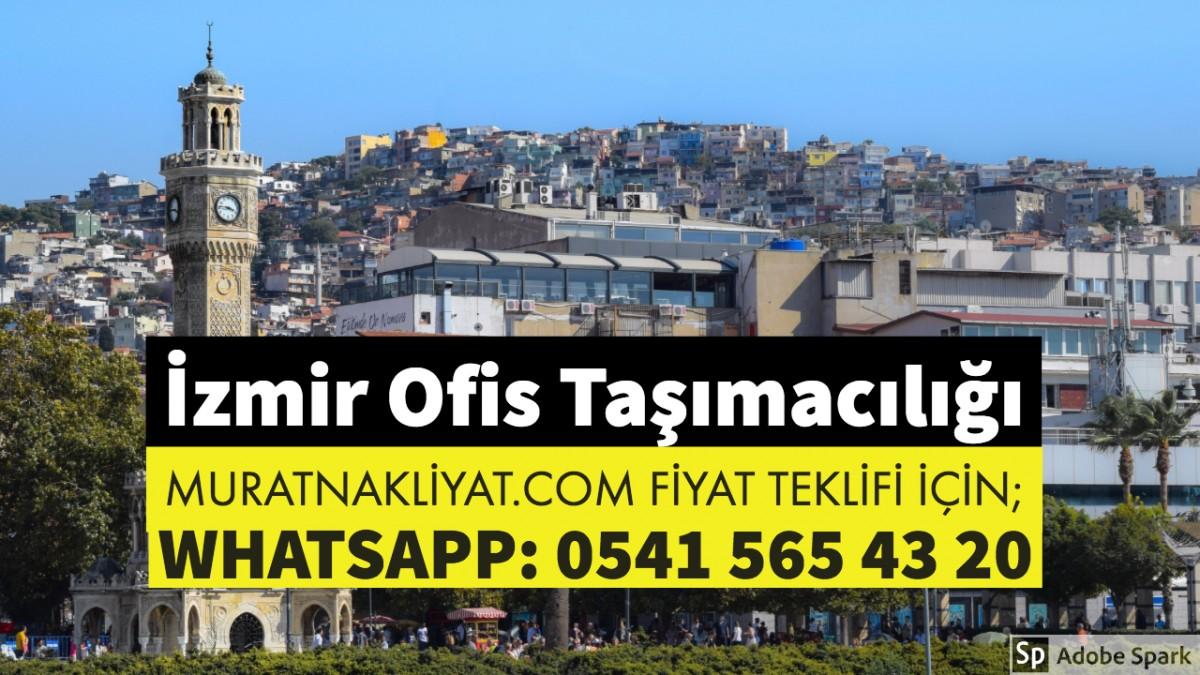İzmir Ofis Taşıma